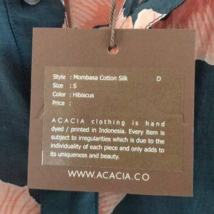 acacia swimwear Tops - Acacia Mombasa in Hibiscus 🌺 Small